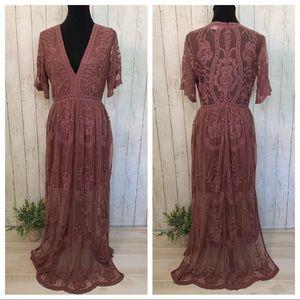 Altar'd State Marionette Dress Size L